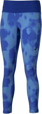 Dámské běžecké kalhoty Asics fuzeX Graphic 7/8 Tight