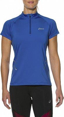 Dámské běžecké tričko Asics SS 1/2 Zip Top