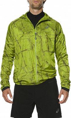 Pánská běžecká bunda Asics Fujitrail Pack Jkt