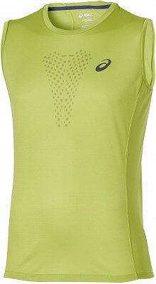Pánské běžecké tričko Asics Fujitrail Slv Top