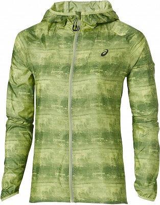 Dámská běžecká bunda Asics Fujitrail Pack Jkt