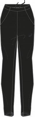 Pánské kalhoty na tenis Asics Club Woven Pant