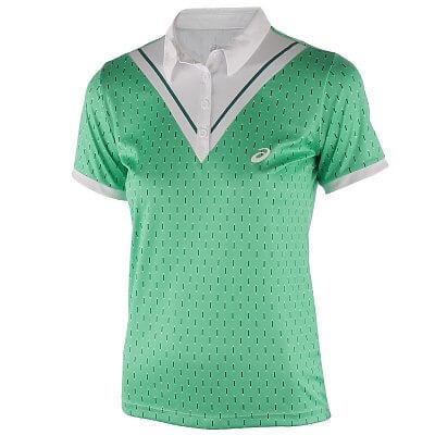 Dámské tenisové tričko Asics Club SS Polo