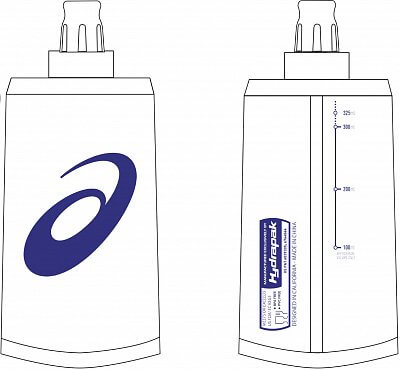 Asics Soft Flask (350Ml)