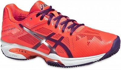 Dámská tenisová obuv Asics Gel Solution Speed 3 Clay