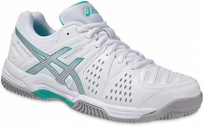 Dámská tenisová obuv Asics Gel Dedicate 4 Clay