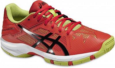 Dětská tenisová obuv Asics Gel Solution Speed 3 GS