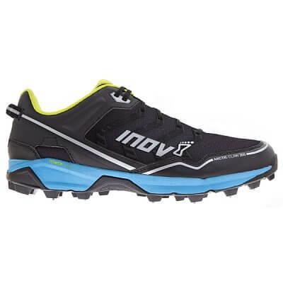 Běžecká obuv Inov-8 ARCTIC CLAW 300 (S) black/blue/silver/yellow černá
