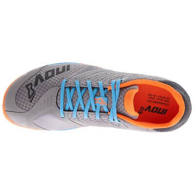 Fitness obuv Inov-8 F-LITE 235 (S) grey/blue/orange šedá