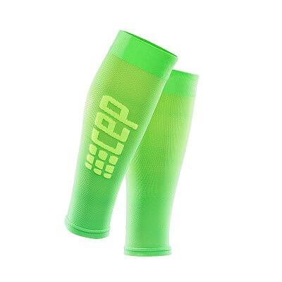 Návleky CEP Lýtkové návleky ultralight pánské viper / zelená