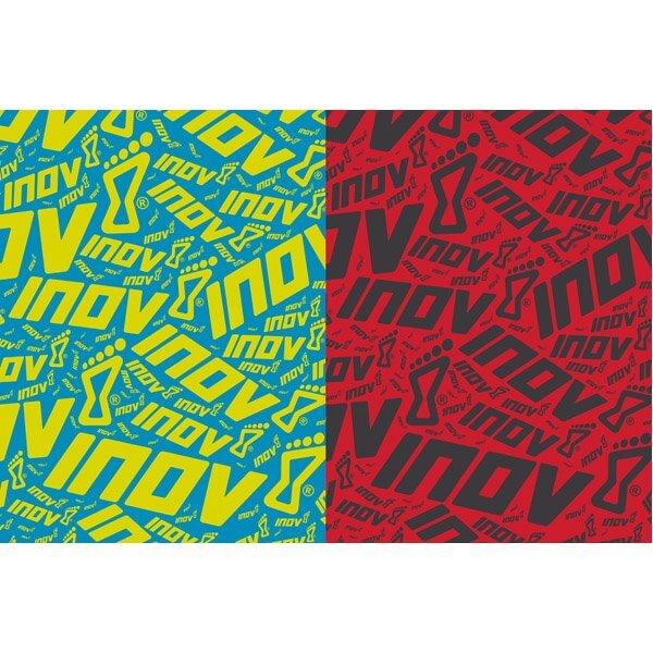 Doplňky Inov-8 WRAG blue/lime red/black modrá