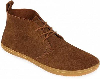 Dámská vycházková obuv Vivobarefoot Gobi II L Chestnut Suede
