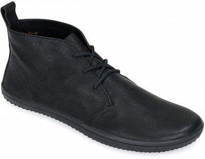 Pánská vycházková obuv Vivobarefoot Gobi II M Leather Black/Hide