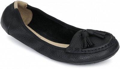 Dámská vycházková obuv Vivobarefoot Penny L Leather Black/Hide