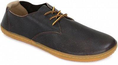 Pánská vycházková obuv Vivobarefoot Ra II M Leather Brown/Hide