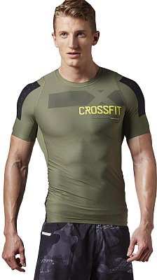 Reebok RCF PWR6 S/S Compression Shirt