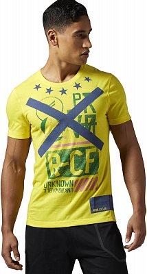 Pánské sportovní tričko Reebok RCF Performace Blend Tee v2