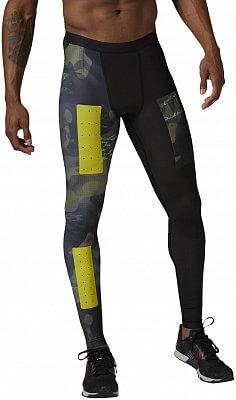 Pánské sportovní kalhoty Reebok RCF PWR6 Compression Tight