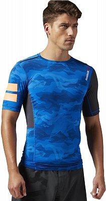 Pánské sportovní tričko Reebok ONE Series Elite Quik Cotton SS Comp Top