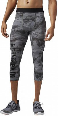 Reebok ONE Series Elite Quik Cotton 3/4 Comp Tight