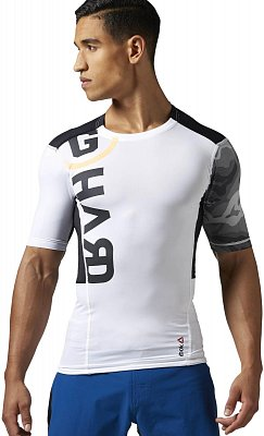 Pánské sportovní tričko Reebok ONE Series PW3R Compression Top