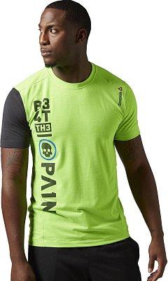 Pánské sportovní tričko Reebok ONE Series Breeze SS Top