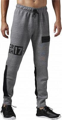 Pánské sportovní kalhoty Reebok ONE Series Quik Cotton Fleece Pant