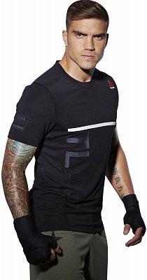 Pánské sportovní tričko Reebok TLAF Box SS Tee