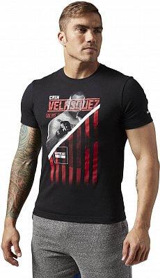 Pánské sportovní tričko Reebok Velasquez Fighter Tee