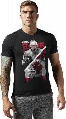 Pánské sportovní tričko Reebok St-Piette Fighter Tee
