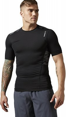 Work Out Ready Compression Short Sleeve