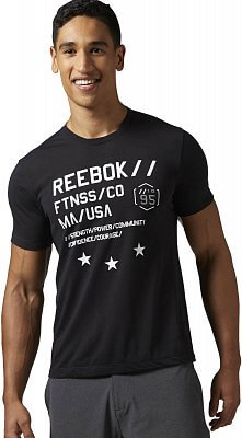 Reebok Work Out Ready Supremium Tee Version A
