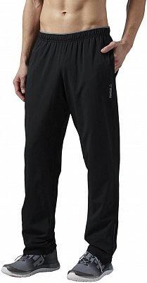 Pánské sportovní kalhoty Reebok Work Out Ready Woven Pant