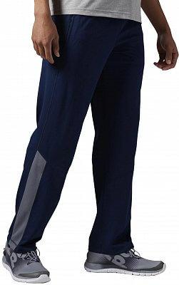 Pánské sportovní kalhoty Reebok Work Out Ready Knit Pant