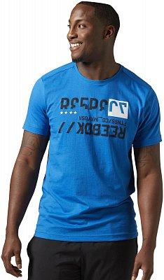 Pánské sportovní tričko Reebok WOR C Com Tee