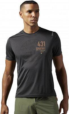 Pánské běžecké tričko Reebok Spartan Race Short Sleeve Tech Tee