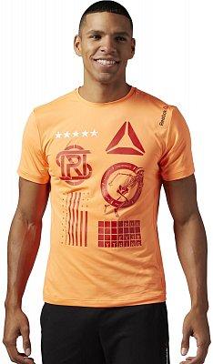 Pánské běžecké tričko Reebok ONE Series Running SS Tee