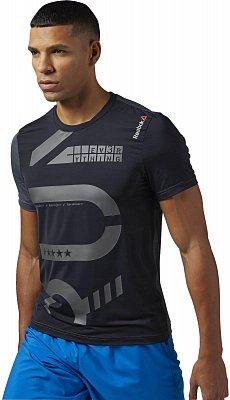 Pánské běžecké tričko Reebok ONE Series Running SS ActivChill Tee
