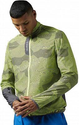 Pánská běžecká bunda Reebok Running Essentials Woven Jacket