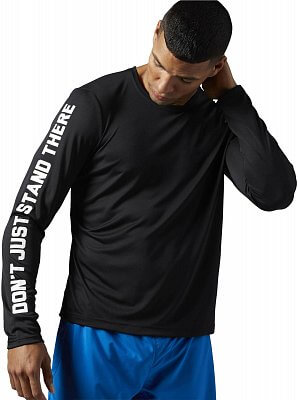 Reebok Running Essentials Long Sleeve Tee