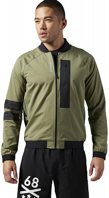 Pánská sportovní bunda Reebok Les Mills Twill Jacket