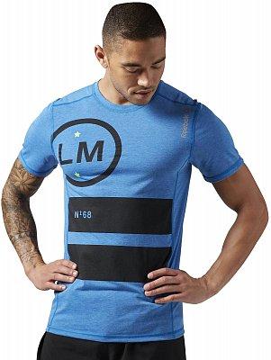 Pánské sportovní tričko Reebok Les Mills Lifestyle Tee