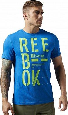 Reebok Stencil Reebok Graphic Tee
