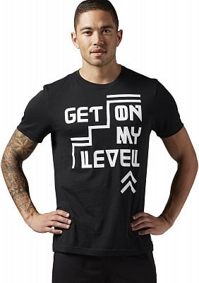 Reebok Get on my Level Graphic Tee