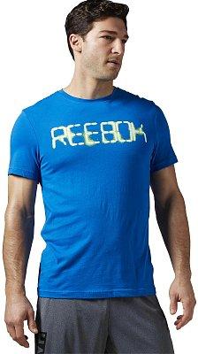 Pánské sportovní tričko Reebok Digital Reebok Read Graphic Tee