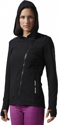 Dámská sportovní bunda Reebok CF Fullzip Track Jacket