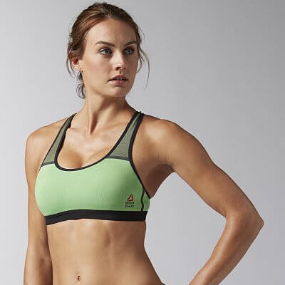 Reebok CF Proud Chest II Bra Colorblock