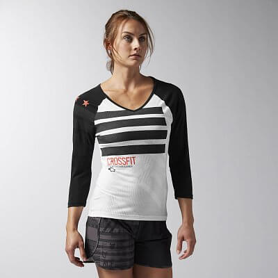 Dámské sportovní tričko Reebok CF Cool Soul 3/4 Tee