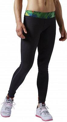 Dámské sportovní kalhoty Reebok CF Chase Tight MixUp