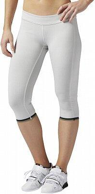 Dámské sportovní kalhoty Reebok CF Chase Capri MixUp
